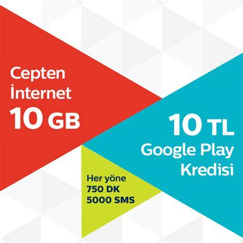 Paket Play selfy play 10gb paketi gt mobil gt t 252 rk telekom
