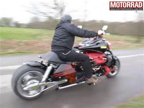 Boss Hoss V8 Motorcycle 8 Zylinder Motorrad by Boss Hoss V8 Vs R1 Doovi