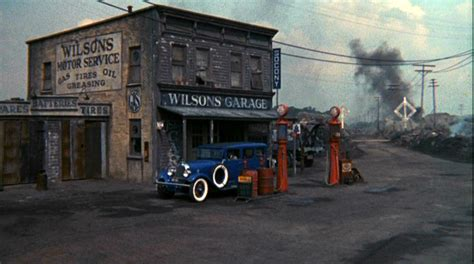 B And B Garage by Tourist The Great Gatsby 1974