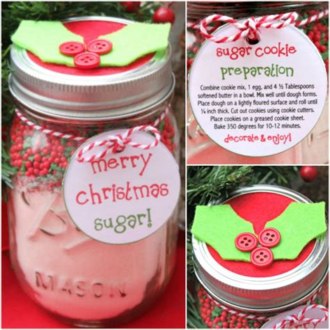 cookie mix in a mason jar christmas gift mason jar