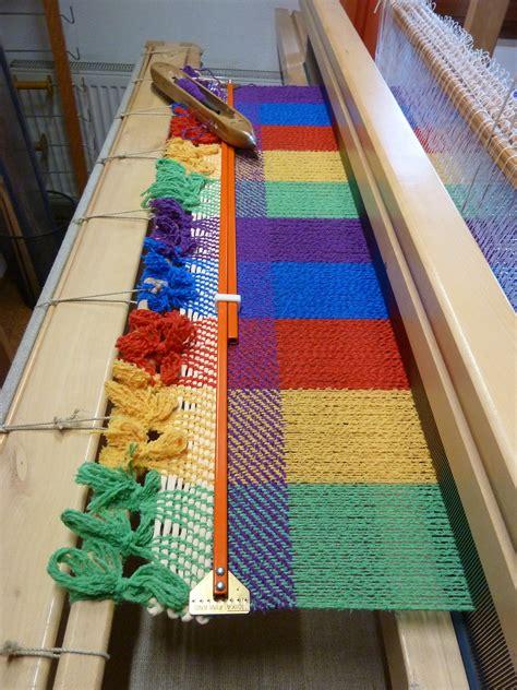 Decke Weben by Weben Wie Eine Decke Entsteht Frida Ha 223 Ler