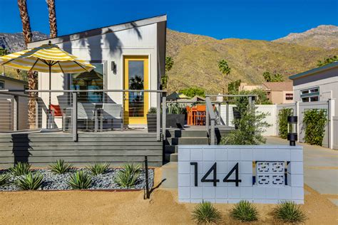 Tiny Houses Texas a quot not too quot tiny home community coming to palm springs ca