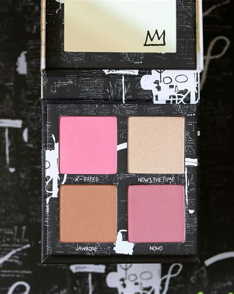 Decay Ud Jean Michel Basquiat Gallery Blush Palette the decay basquiat collection ud s best collection