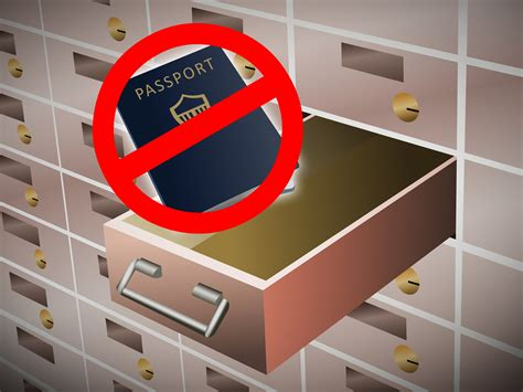 Safe Deposit Box Bank Panin How To Keep A Safe Deposit Box 9 Steps With Pictures