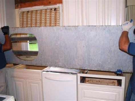Can I Install Granite Countertops Myself by How To Install A Granite Kitchen Countertop How Tos Diy