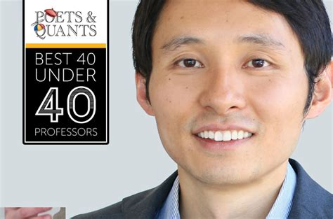 Http Poetsandquants 2017 03 26 40 Outstanding Mba Professors 40 by 2017 Best 40 40 Professors Ning Su Ivey Business