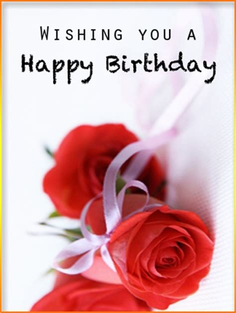 Happy Birthday Wishes Roses Happy Birthday Celebrate With Variety Of Candles