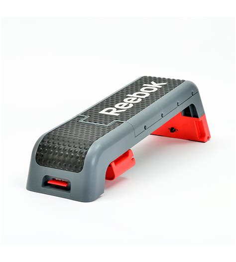 reebok aerobic step bench reebok deck work out bench ebay