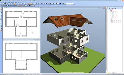 free software to draw house plans estate agents