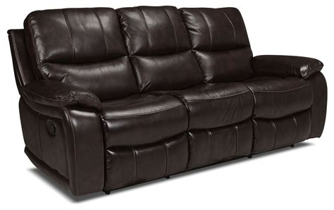 levin furniture couches kimberlee power reclining sofa dark brown levin furniture