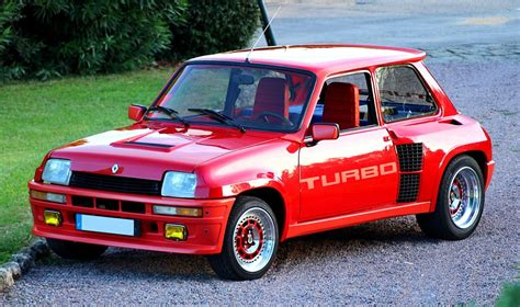 renault 5 turbo 1 1981 renault r5 turbo 1 laurent auxietre