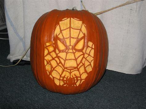 spiderman pattern for pumpkin spiderman pumpkin eryn flickr