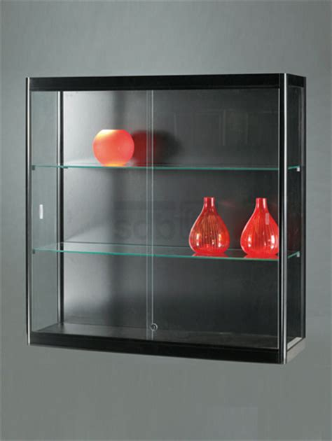 Kitchen Cabinet Display For Sale by Aluminium Glass Display Wall Cabinet 1000mm Tall X 1000mm