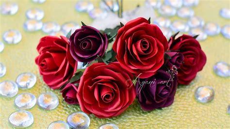 realistic paper flower tutorial super realistic diy paper roses tutorial flores papel