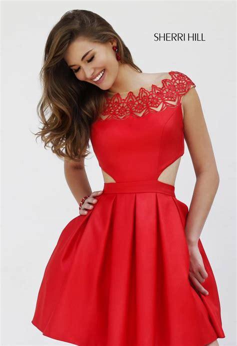 vestidos cortos para 15 a os vestidos cortos de gala para 15 a 241 os sherri hill