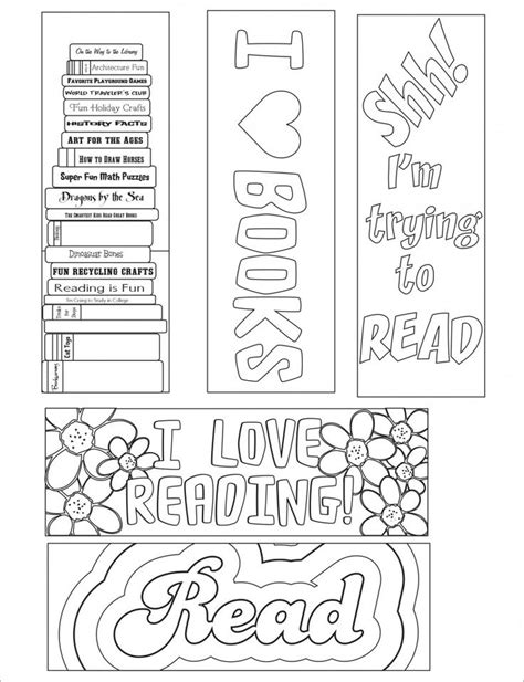 printable recycling bookmarks 25 best ideas about bookmark template on pinterest