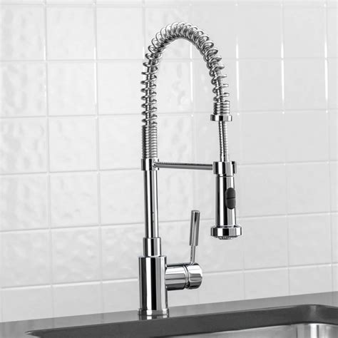pro kitchen faucet blanco meridian semi pro kitchen faucet