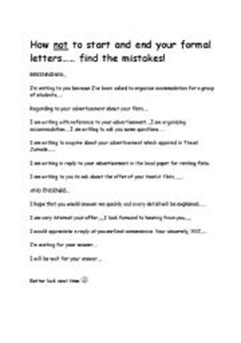 How To Start Official Letter In Best Photos Of Beginning A Formal Letter How To Start Formal Letter How To Write Formal