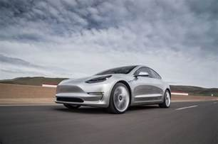 Tesla Rumors 2018 Tesla Model 3 Front Picture Car Preview And Rumors
