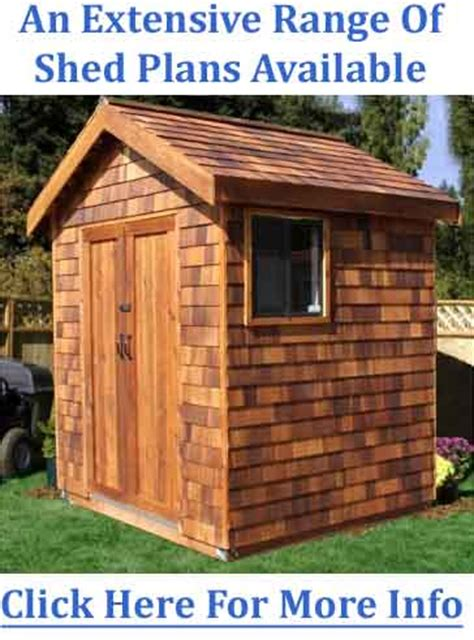 plans for backyard shed build your own garden shed plans woodworking project