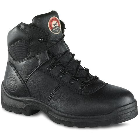 wing steel toe boots for setter s 6 in eh steel toe boots by wing 83612