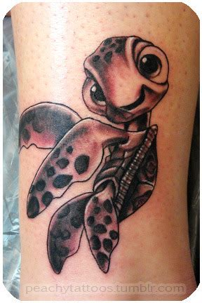 tattoo squirt jason clay dunn peachytattoos did a of
