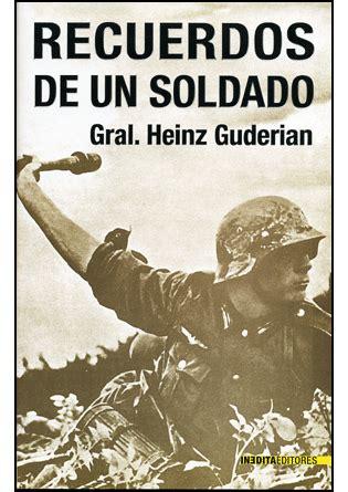 libro memorias de un soldado libros la esquina friki