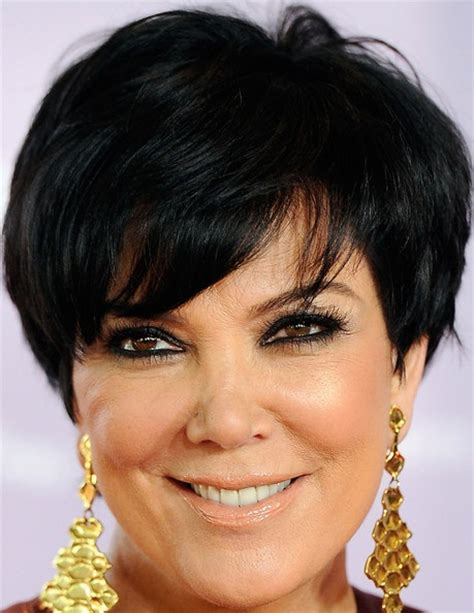 to do kris jenner hairstyles 40 best kris jenner haircut images on pinterest