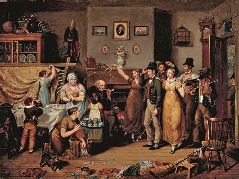 Quilting Frolic the quilting frolic 1813 lewis krimmel wikiart org