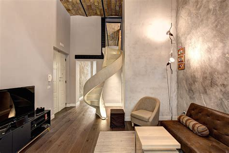design apartment rome duplex apartment in rome from mob architects