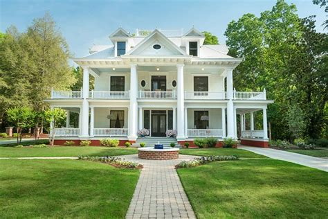 tour a charming 100 year southern home photos