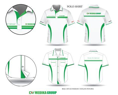 Polo Polos Kuning Kaos Kerah Polos Kuning Polo Polos 3 Murah sribu office clothing design desain baju dinas b
