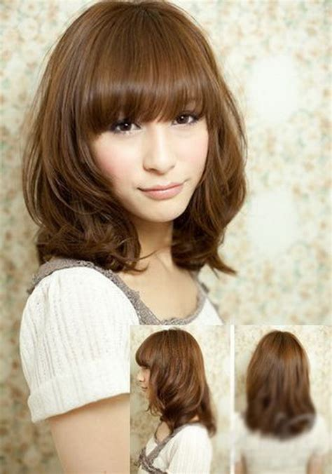 Medium Bob Hairstyles Japanese | japanese medium hairstyles