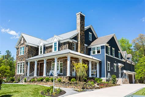 southern living custom builder home hallsley richmond southern traditions homes robert carter custom builder