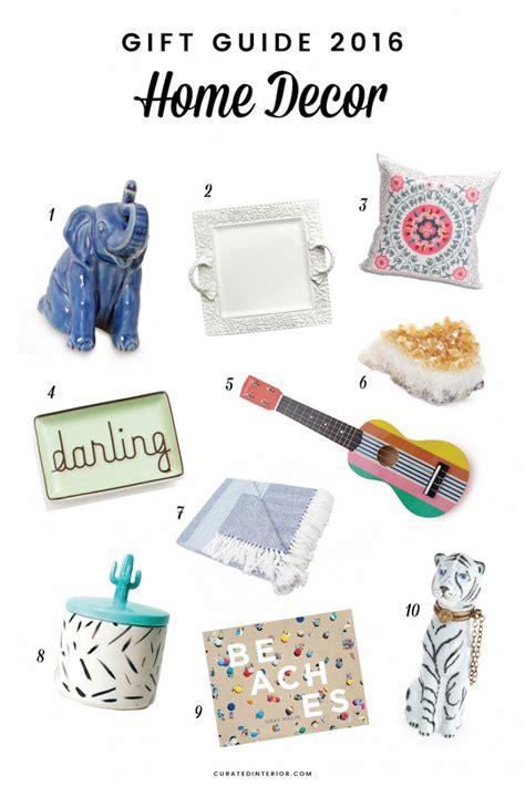 home decor guide gift guide 10 home decor gifts for 2016