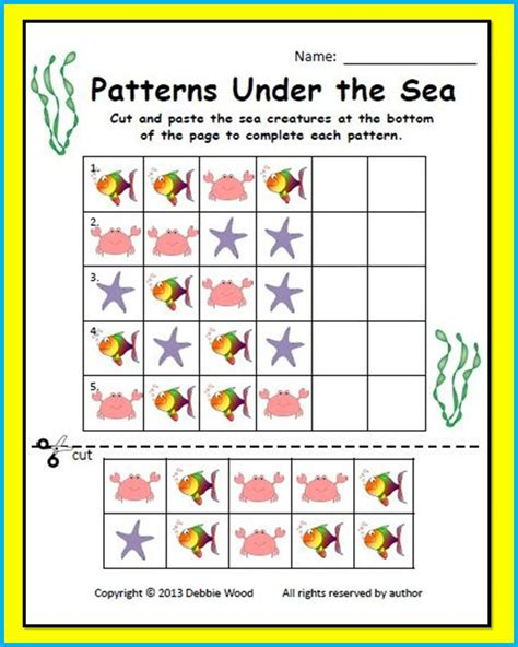 preschool pattern unit spring math literacy unit quot oh how i wished
