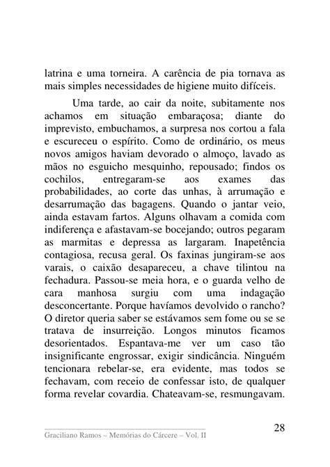 Ramos, graciliano memórias do cárcere vol ii