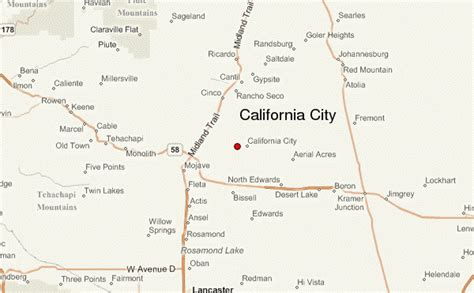 up and coming cities in california california city location guide