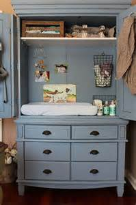 Changing Table Hutch 1000 Ideas About Changing Tables On Pinterest Nurseries