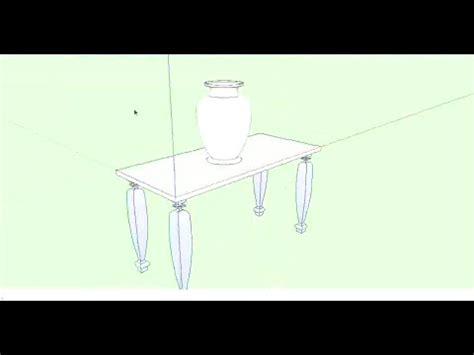 google sketchup vase tutorial vase sketchup tutorial youtube