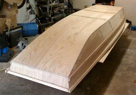 Wooden Jon Boat Plans Free