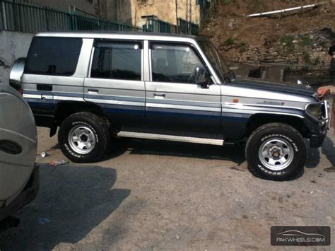 1992 Toyota Land Cruiser Toyota Land Cruiser 1992 For Sale In Muzaffarabad Pakwheels