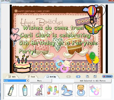 how to make birthday invitation cards make birthday musical greeting e postcards and send