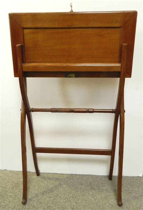Folding Desk Or Writing Table Circa 1900 For Sale At 1stdibs Folding Writing Desk