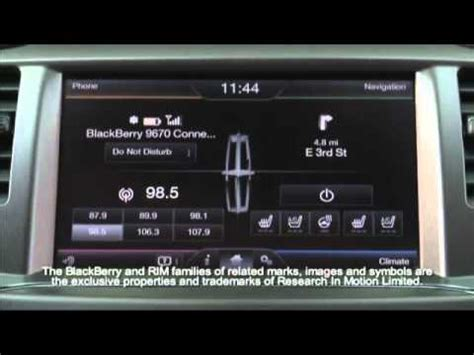 ford sync navigation not working voice activated navigation system with sync and my ford