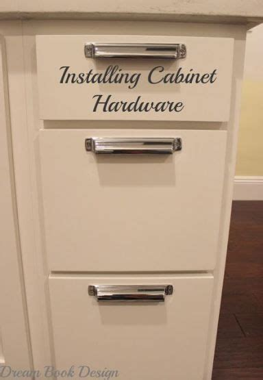 Kitchen Cabinet Door Pull Installation 17 Best Images About Furniture Misc Redo Knobs Handles
