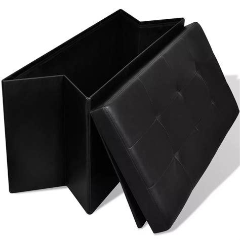 panchina pieghevole articoli per panchina cofano lunga pieghevole nera vidaxl it