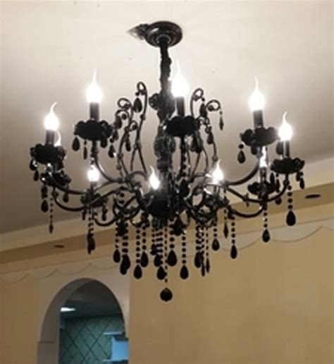 Black Iron Dining Room Chandelier Antique Black Chandelier Dining Room Bohemian