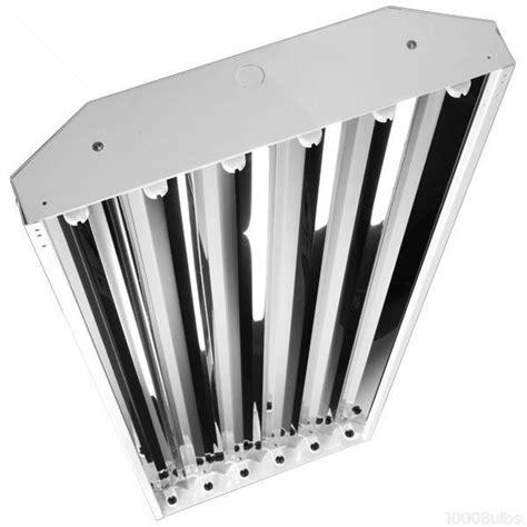 6 Bulb Fluorescent Light Fixtures 6 L T5 F54t5 Ho Fluorescent High Bay Hb 6 T5