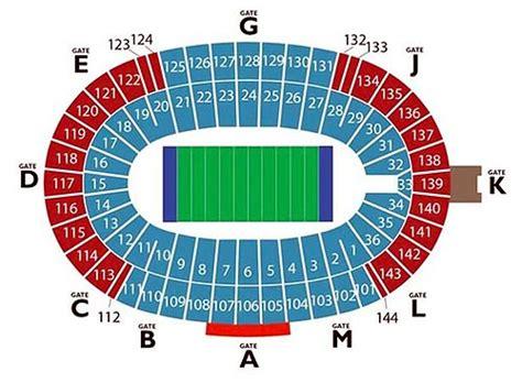 owen field seating chart sooner seating